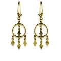 Isa Gold Earrings