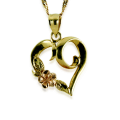 Love Pendant And Necklace