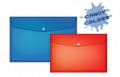 E-413: Colored Transparent Expanding Plastic Envelope