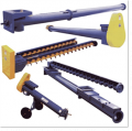 Equipment for moving grains