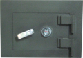 Wall Safe Metall