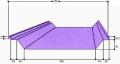 W-375 Seam-locking (Boltless) Panel