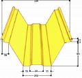 W-500 Seam-locking (Boltless) Panel