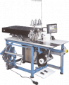 LW-3000  A variable length lockstitch pocket welting machine for making all types of welted pockets