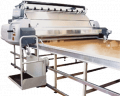 "CARON JET  Automatic Spreading Machine ""Cradle System"""