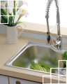 Kitchen Sink Steel