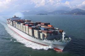 Order Sea freight forwarding