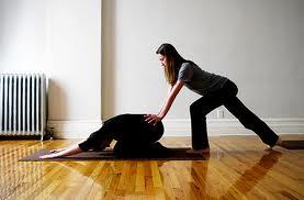 Order Private yoga session