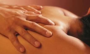 Order Back massage