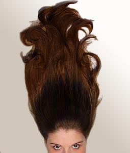 Order Hot Oil Hair Treatment