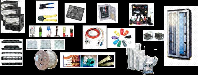 Order I. Structured cabling system