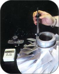 Order Repair and restoration of turbine