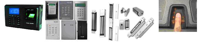 Order Door Access Control System & CCTV