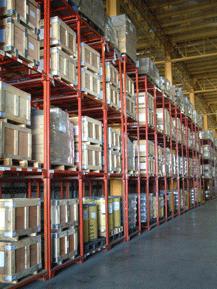 Order Warehousing storage