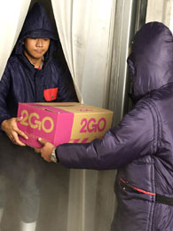 Order Maintain their Required Temperature While in Transit.