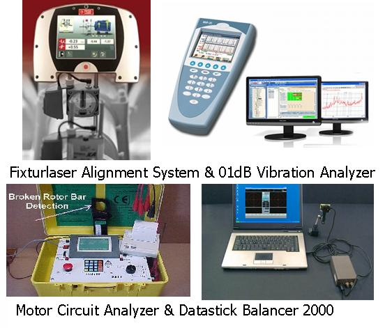 Order Advanced Vibration Diagnostics & Vibration Control
