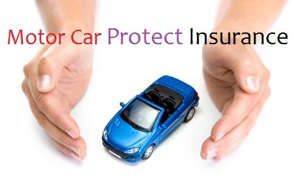 Order Motor Car Protect Insurance