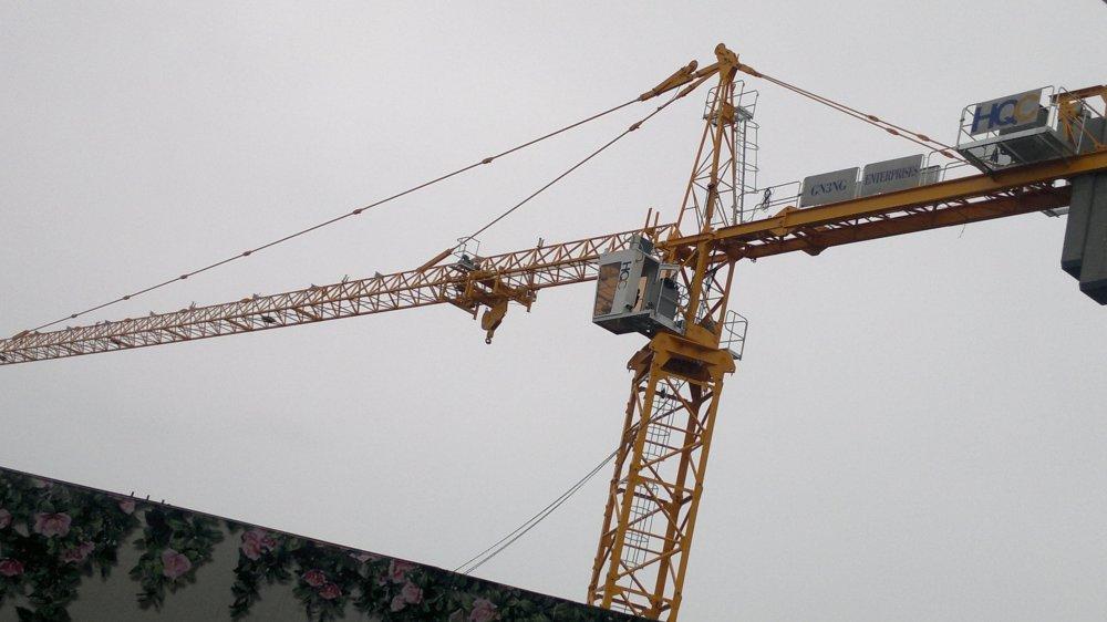Order Tower Cranes Rental offer
