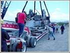 FFleet of Heavy Haul Trailers