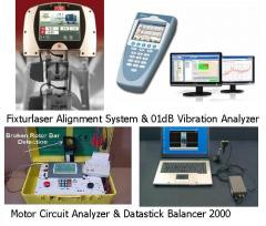 Advanced Vibration Diagnostics & Vibration Control