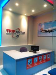 Trip Option Travel Agency Booking System