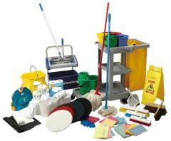 Janitorial Maintenance Services