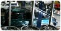 Washing of car body